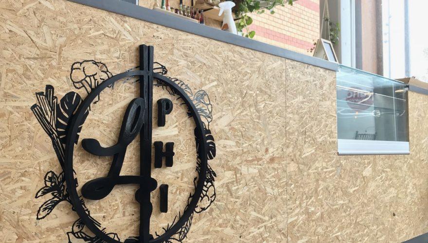 Décoration intérieure PVC peint logo découpé à la forme