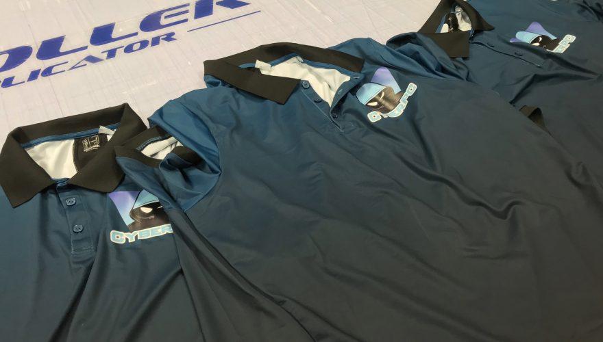 Flocage textile t-shirt